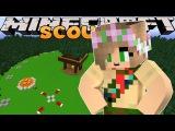 Kelly Minecraft School Scouts JOINING SCHOOL SCOUTS | Little Kelly Shool - Kelly  School