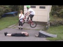 Insane BMX Fails Funny edition!!