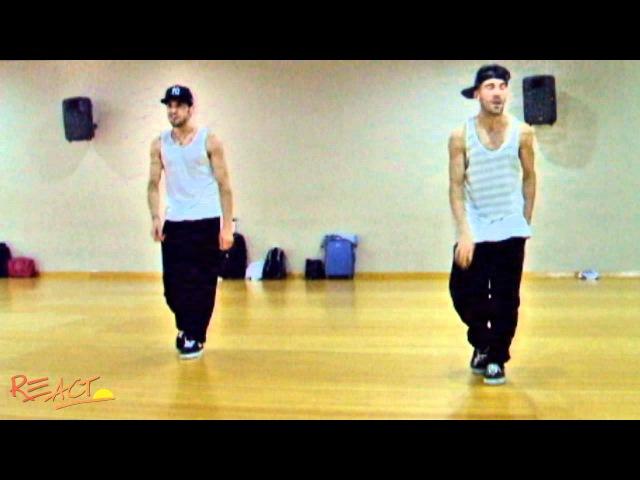 REACT 2011 | Manel Cabeza e Isaac Suárez Gangsta's Paradise, by Coolio