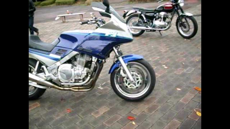 2009/10/25 YAMAHA FJ1200