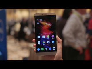 Le Max Pro is the first phone with a Snapdragon 820 processor