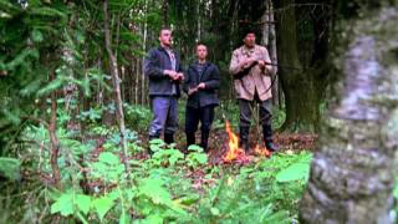 т/с «Граница. Таёжный роман» (Россия, 2000) (1 серия)