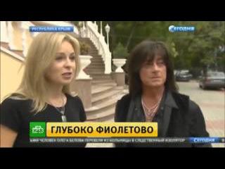Экс вокалист Deep Purple признался в любви к россиянам и показал кольцо с гербом