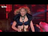 Channing Tatum исполнил Beyonces - Run The World (Girls) ПРОТИВ Jenna Dewan-Tatum - Pony в проекте Lip Sync Battle Радио 13