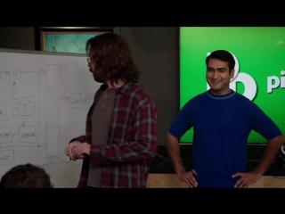 Кремниевая долина/Silicon Valley (2014 - ...) ТВ-ролик (сезон 2, эпизод 2)