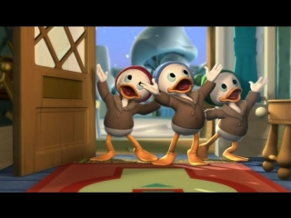 Микки Маус- И снова под рождество