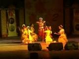 Durga dance - Ai Giri Nandini