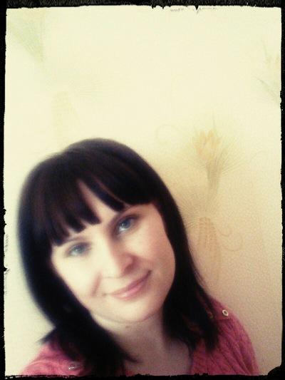 Анастасия Охалина