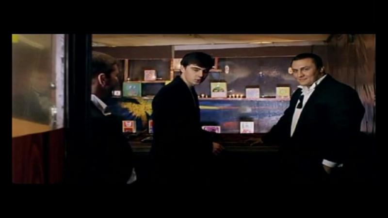Сестры(2001) Появление Сергея Бодрова Любимый момент из фильма
