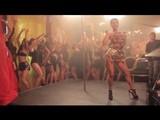 INNA feat. PLAY WIN - INNdiA (видео со съёмок)