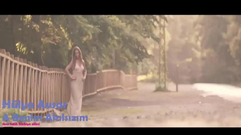 Памир Пекин (Элькас Мирза) снялся в новом клипе Хульи Авшар 'A Benim Akılsızım' Ах мой безумный