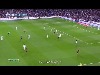 Обзор матча Реал-Барселона (0:4)