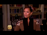 Ванесса Уильямс интервью для ET  О сериале Хорошая жена