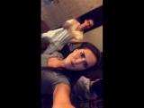 Catie Lee via Snapchat