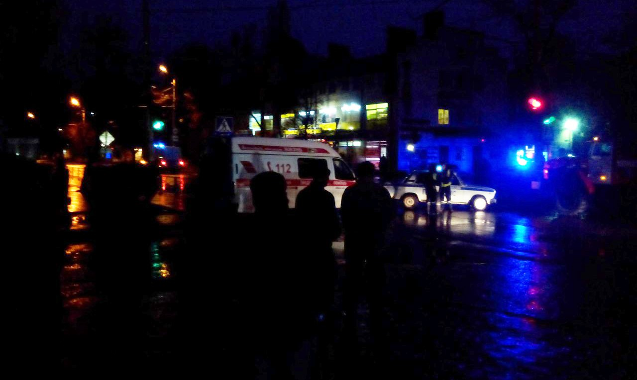 В Таганроге была «заминирована» автобусная остановка на улице Свободы