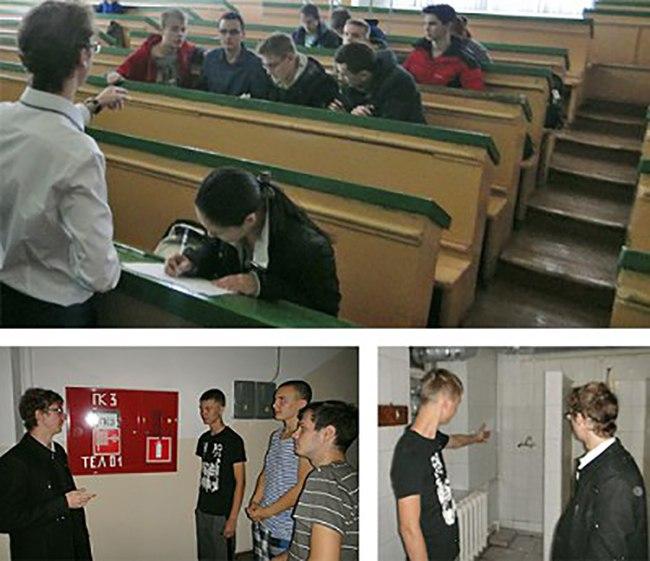 Таганрогские студенты оценили свои общежития