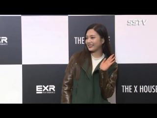 151012 Joy (Red Velvet) @ EXR Launching Event
