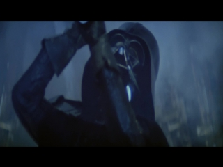 Битва на световых мечах. Дарт Вейдер против Люка