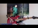 【TAB】Tokyo Ghoul (東京喰種-トーキョーグール OP) Opening Guitar Cover