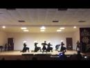 НААТ АЛЕУАР - Грузинский танец Харуми (танец с кинжалами)