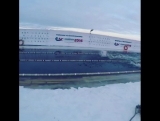 #Russia #Siberia #АквайсСиб #К19 #Холодовое плавание.
