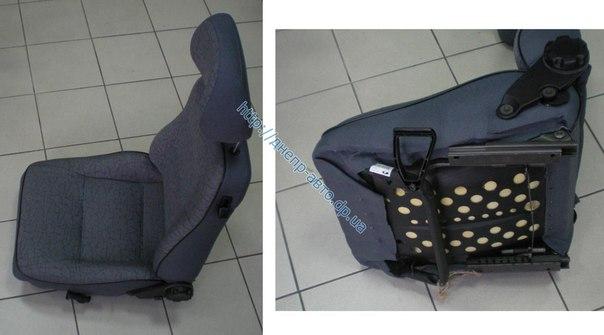 Как заменить сиденье кресла - Gksem.ru