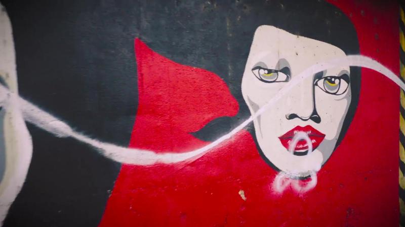 Street Art Rome/ Уличный арт Рима