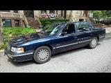 Cadillac DeVille 1999 г.в  с чудесным пробегом 28тыс км