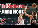 Go to Move Jump Hook Dominate the Low Post Pro Training Basketball