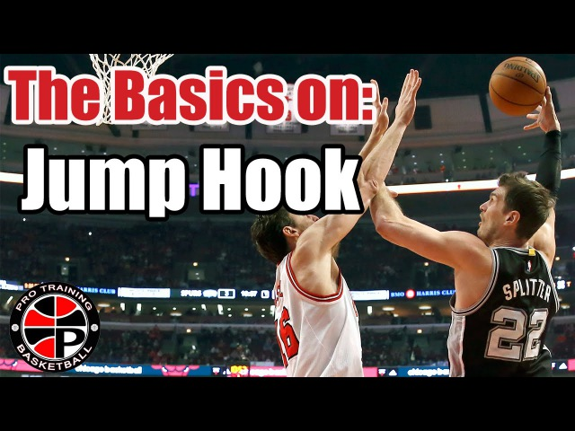 Go to Move: Jump Hook | Dominate the Low Post | Pro Training Basketball