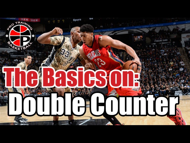 Double Counter Move | Dominate the Low Post | Pro Training Basketball