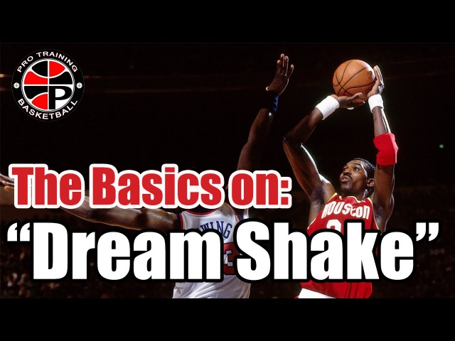 Counter Move: The Dream Shake | Dominate the Low Post | Pro Training Basketball