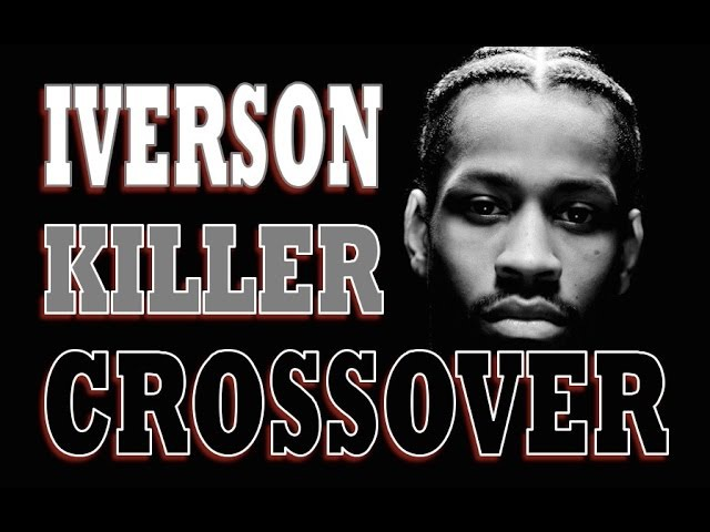 How To: Allen Iverson Killer Crossover | Iverson Crosses Jordan | Pro Training Basketball