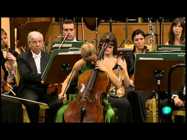 D Shostakovich Cello Concerto No 1 in E flat major Opus 107 Live