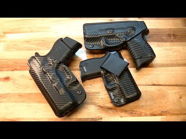 EDC Пистолеты: борьба с пылью