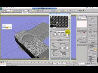 Modeling a USB Key in 3ds Max - Part 2