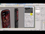 Modelling Nokia 5630 using 3ds max-2-Part 8