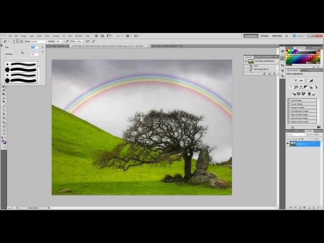 3 урок - Изучаем Photoshop за 7 дней