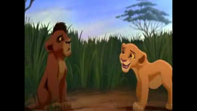 The Lion King 2 - Kiara Meets Kovu [[Russian]]