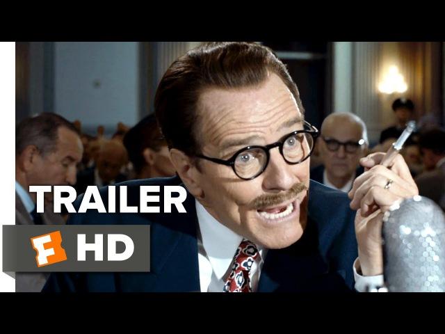 Trumbo Official Trailer 1 (2015) - Bryan Cranston, Diane Lane, Helen Mirren Biopic HD
