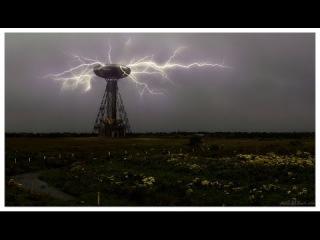 Секретная башня Николы Теслы. Прототип тайного оружия.