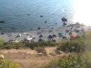 Форос Дикий нудистский пляж Фороса  ч.1