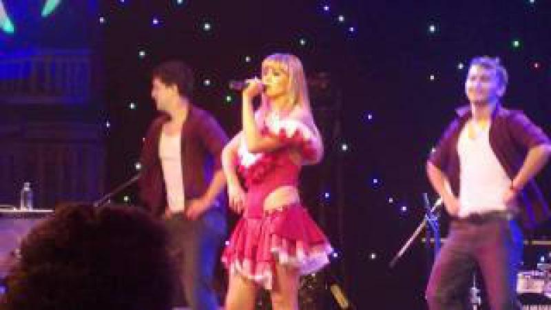 Натали - Вишня Live 14-01-2012