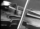 Bach BWV 1004 Chaconne Nathan Milstein Violin - Complete