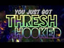 Instalok Thresh Hook Top Lane Thresh Bruno Mars Treasure PARODY