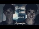 𝒩𝑒𝓌𝓉 𝓍 𝒯𝒽𝑜𝓂𝒶𝓈 | Apologize