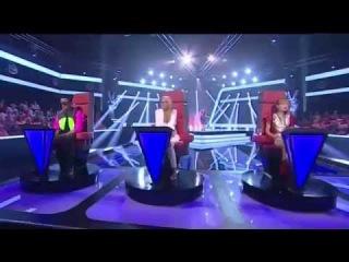Шоу «Голос» Португалия 2015. Патрисия Ферейра с песней Фредди Меркьюри  и группы «Куин» / «Queen» – «Шоу должно продолжаться». – «The Voice