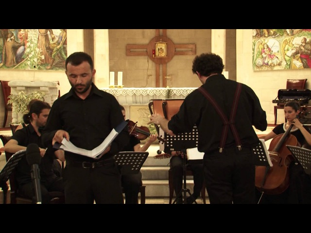 H.Purcell - Cold song from King Arthur / Safet Berisha, Countertenor