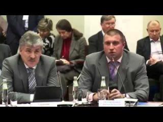 Российский бизнесмен произнес разгромную речь на Московском экономическом форуме