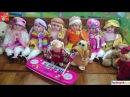 Đồ Chơi Trẻ Em,Children Toys - Chú Chó Pitbull đàn hát cùng nhảy với các cô nàng Búp bê xinh đẹp
